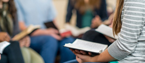 Join a ministry - Small Group